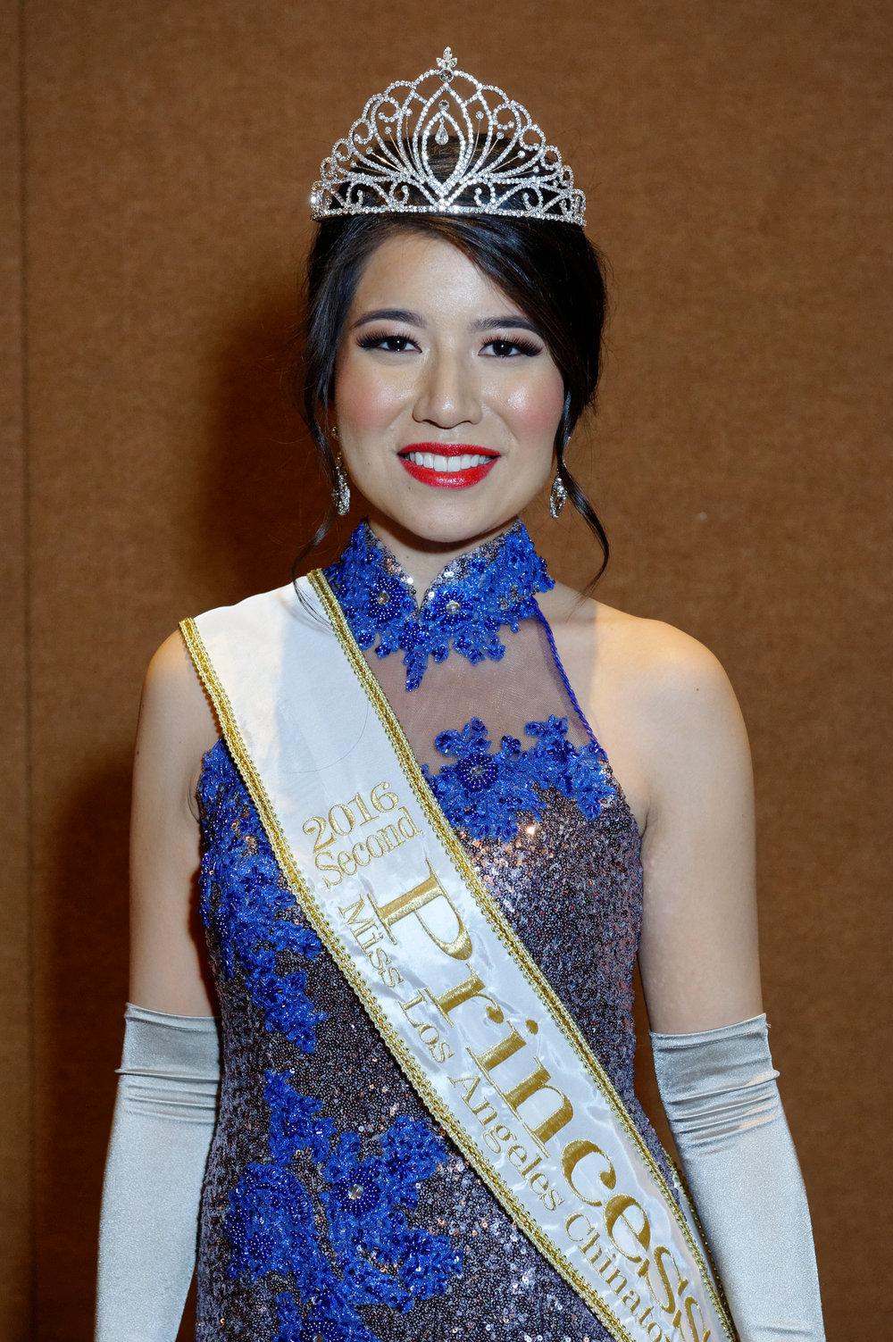 Second Princess, Kristen Phung
