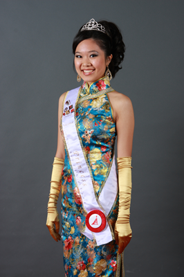 Second Princess & Miss Photogenic Dow-Ning Kuo
