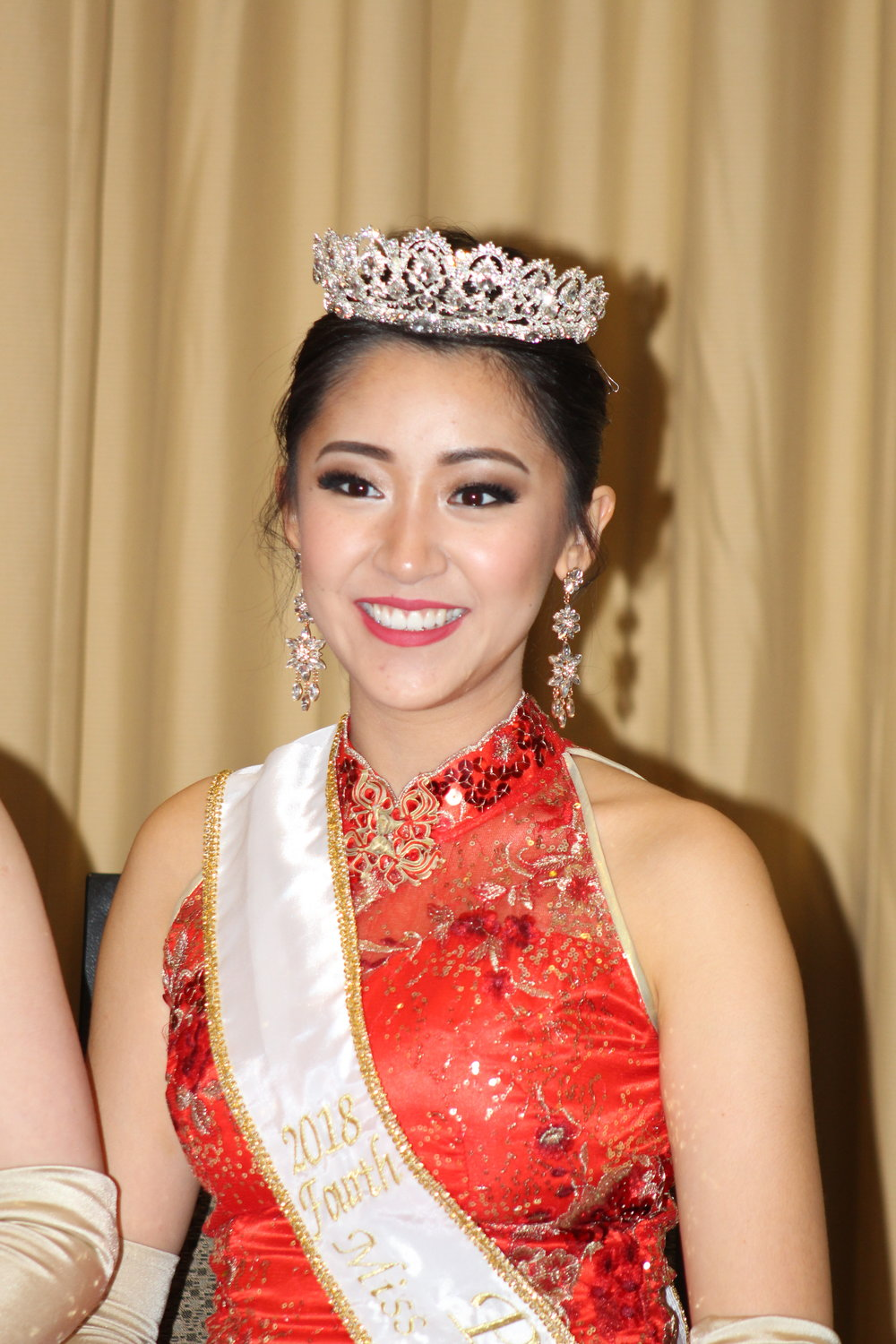 Fourth Princess & Miss Friendship, Anna Wu