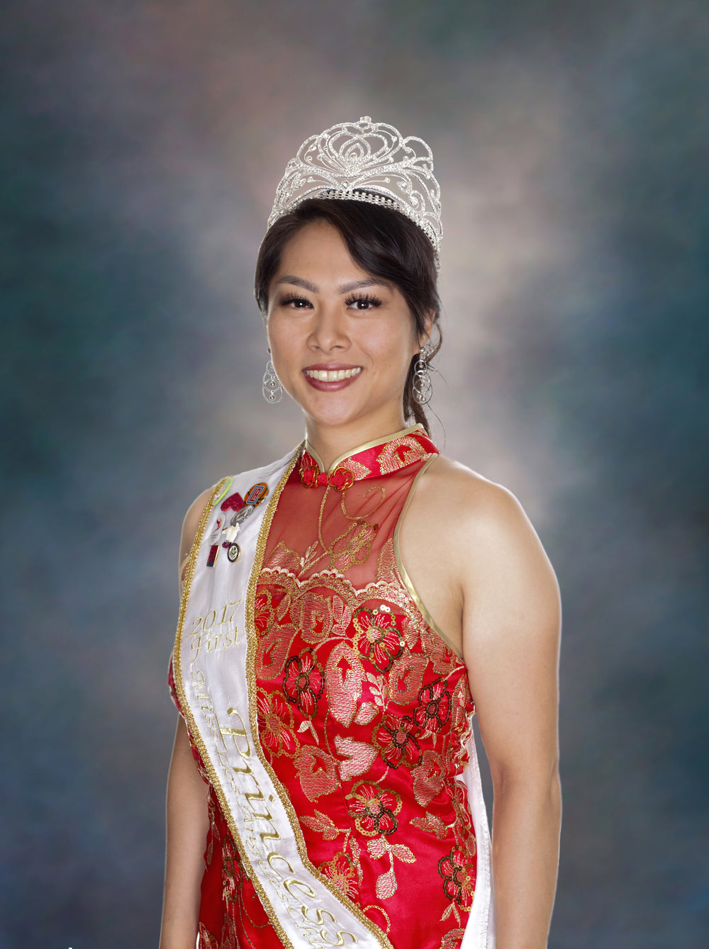 First Princess: Colleen Cheung