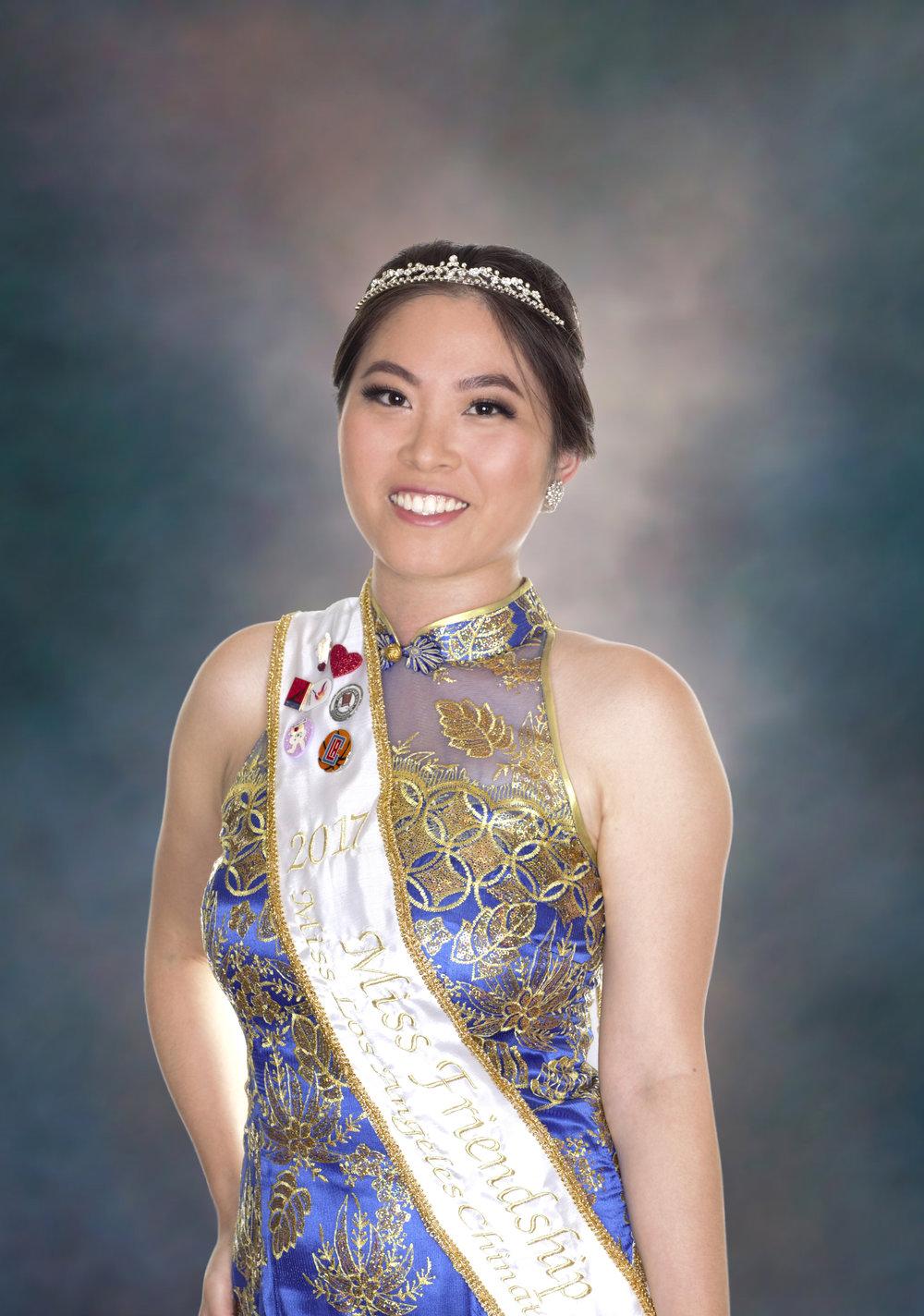 Miss Friendship: Ana Chen