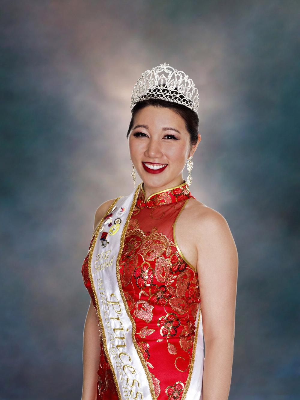 Second Princess: Sabrina Kaing