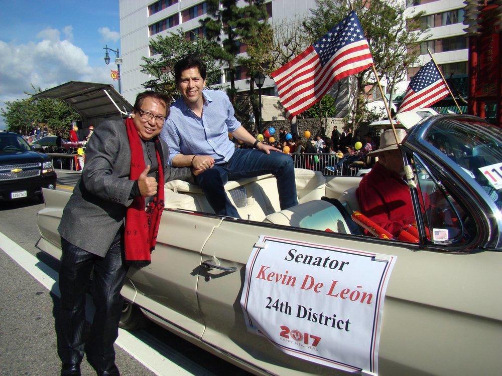 Hon. Kevin de Leon, Senate President Pro Tem (D-Los Angeles) .jpg