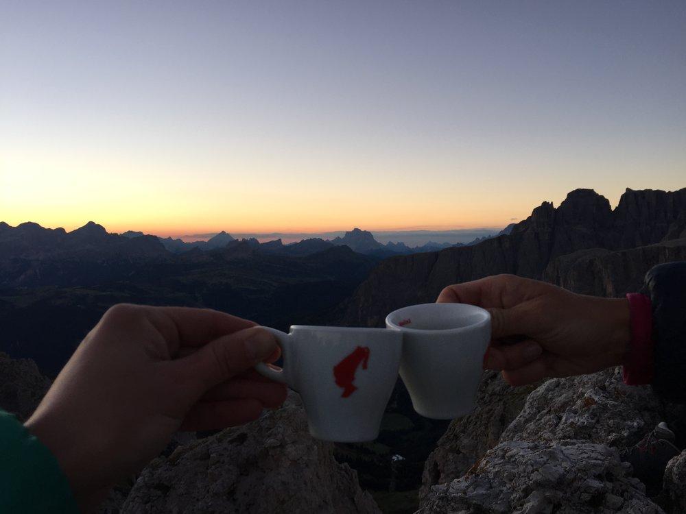 Sonnenaufgang Gran Cir