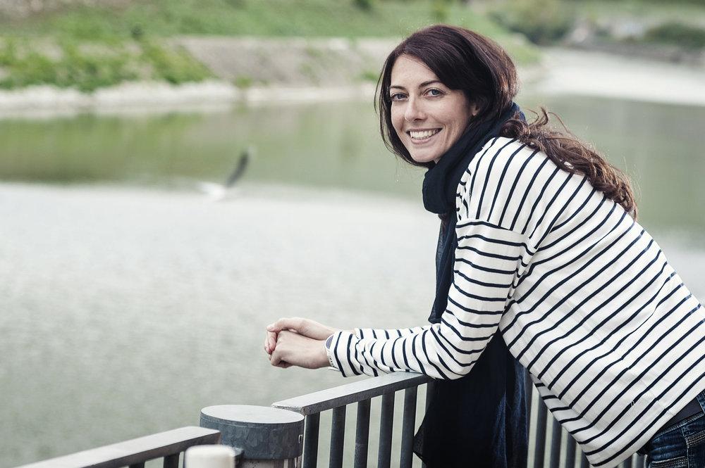 Daniela Dihsmaier, fotografiert von Daniela Ruppert