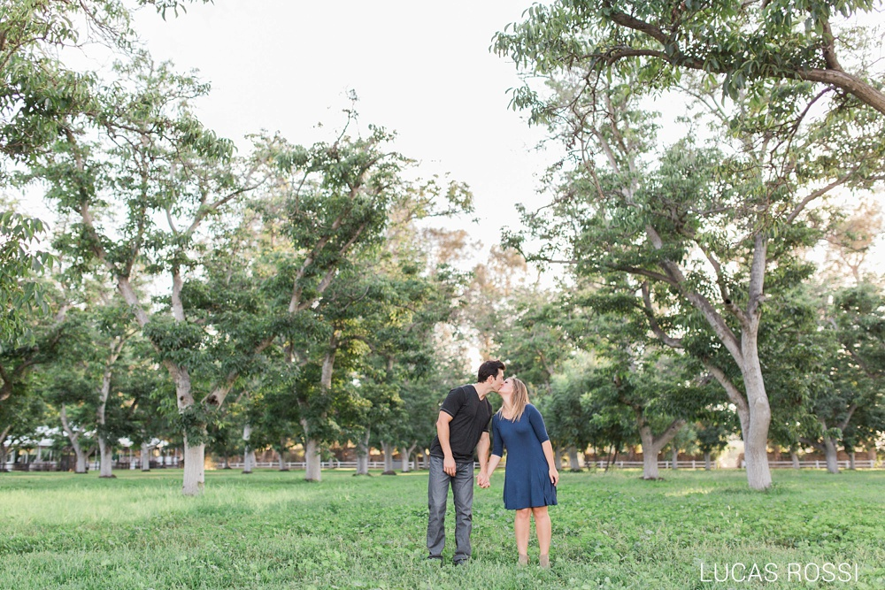 Walnut Grove Engagement