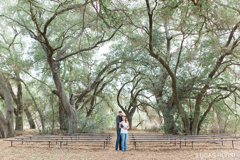 Rocky Oaks Engagement Session