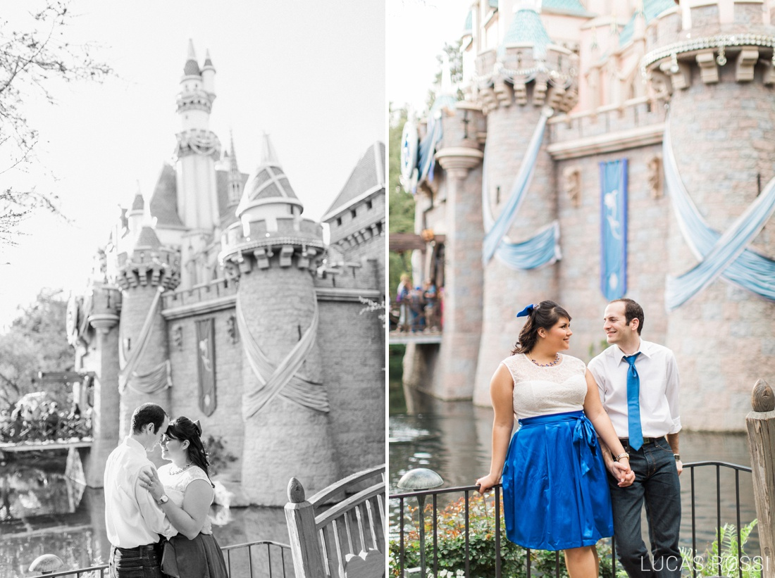 Disneyland-Engagement-Session