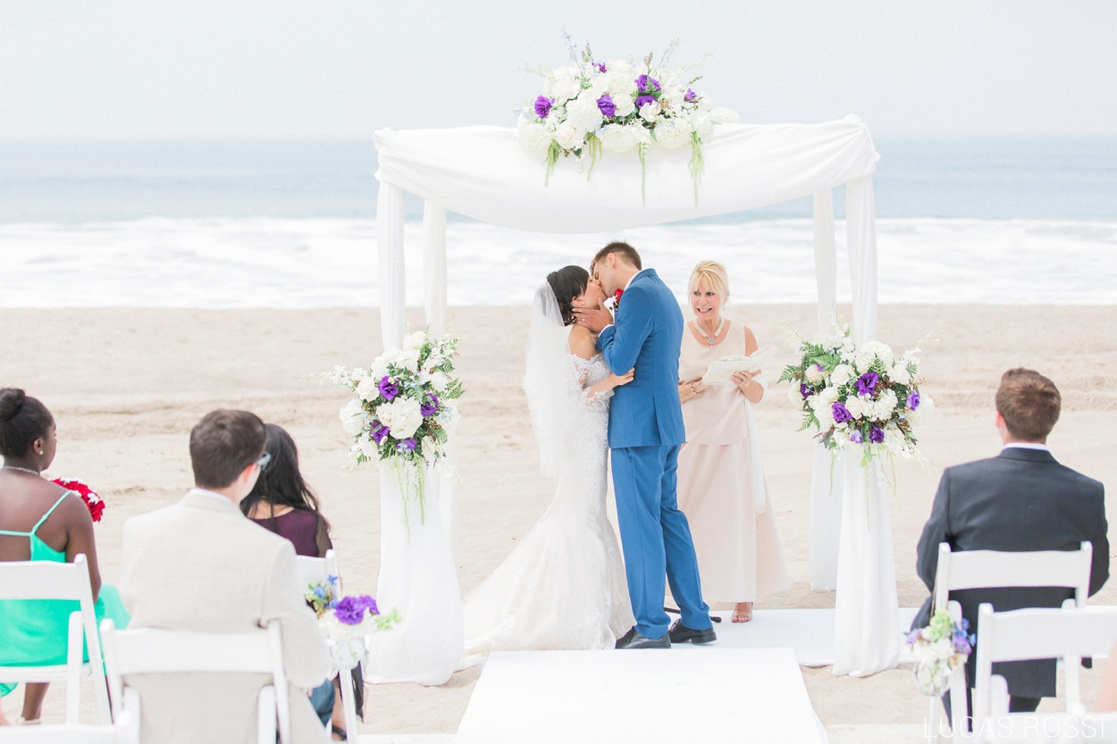 The Sunset Restaurant Wedding