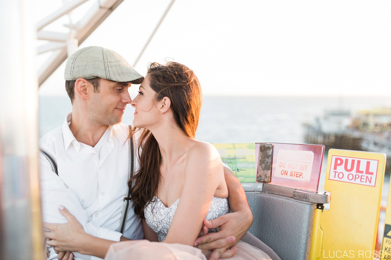 Santa Monica Engagement