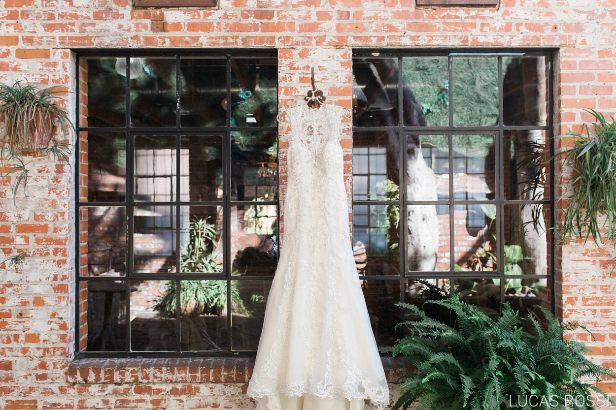 Carondelet House Wedding