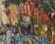 Hernan Bas Boys in Peril April 12 - May 27, 2013