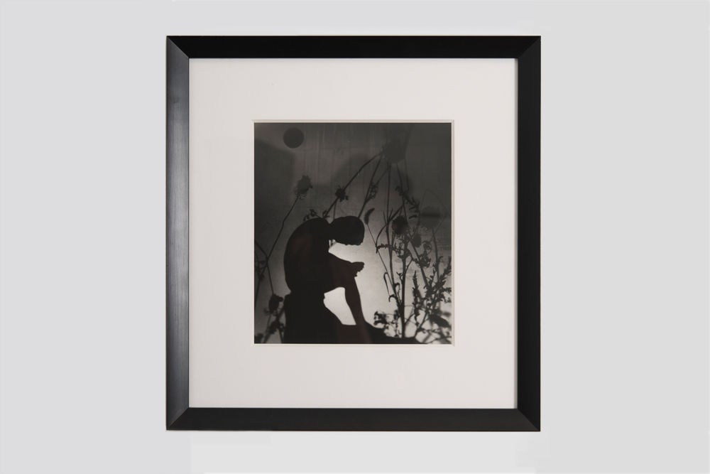 Hernan Bas  untitled 7  2016 Silver gelatin print Ed. of 3 14 x 13 inches