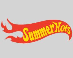 Summer Hots July 20 – September 8, 2018