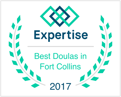 Rated one of the Best Doulas in Fort Collins, CO!