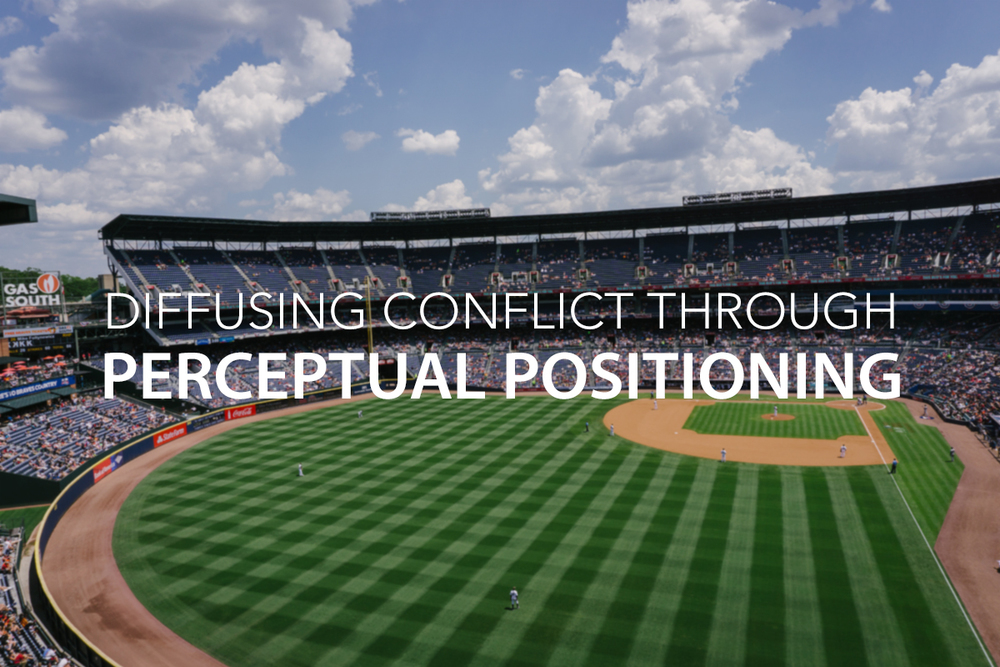 Leadership Skills: Diffusing Conflict through Perceptual Positioning