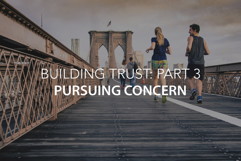 Pursuing Concern Trust Blog - The Center Consulting