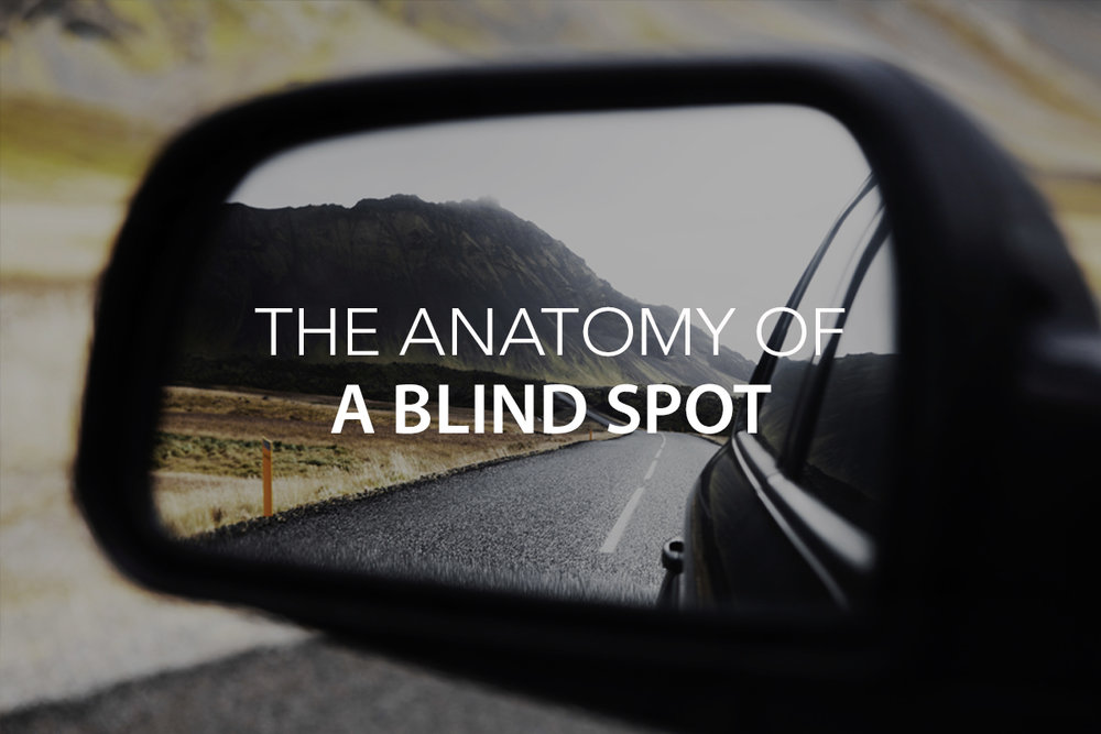 The anatomy of a Blind Spot - The Center Consulting and Leadership Coaching