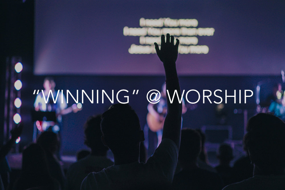 Winning @ Worship - Worship Arts Tech Conference 2017 - Chalvary Church - Charles Zimmerman - The Center Consulting
