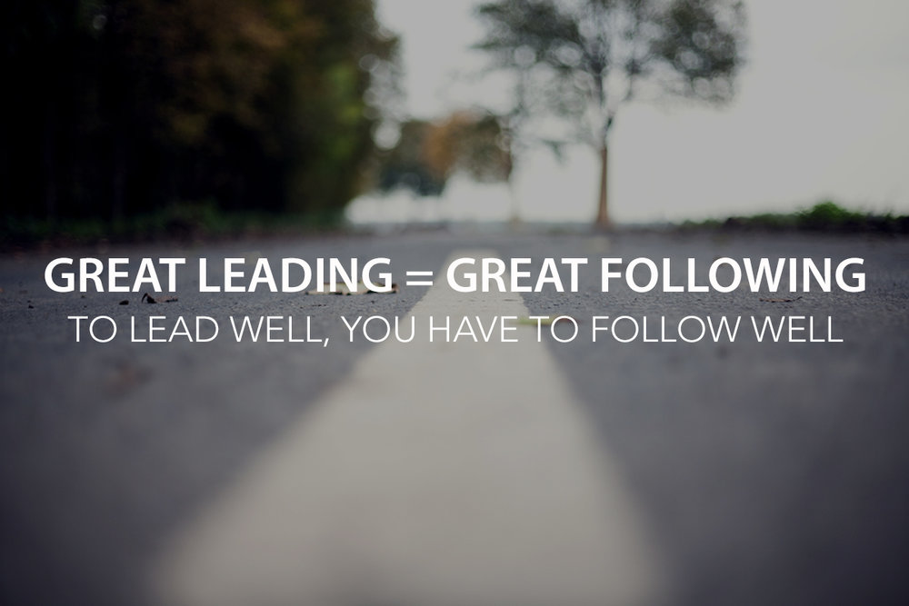 Great Leading = Great Following  - The Center Consulting Group - Leadership Coaching and Consulting for Businesses, Churches, and Non-Profits
