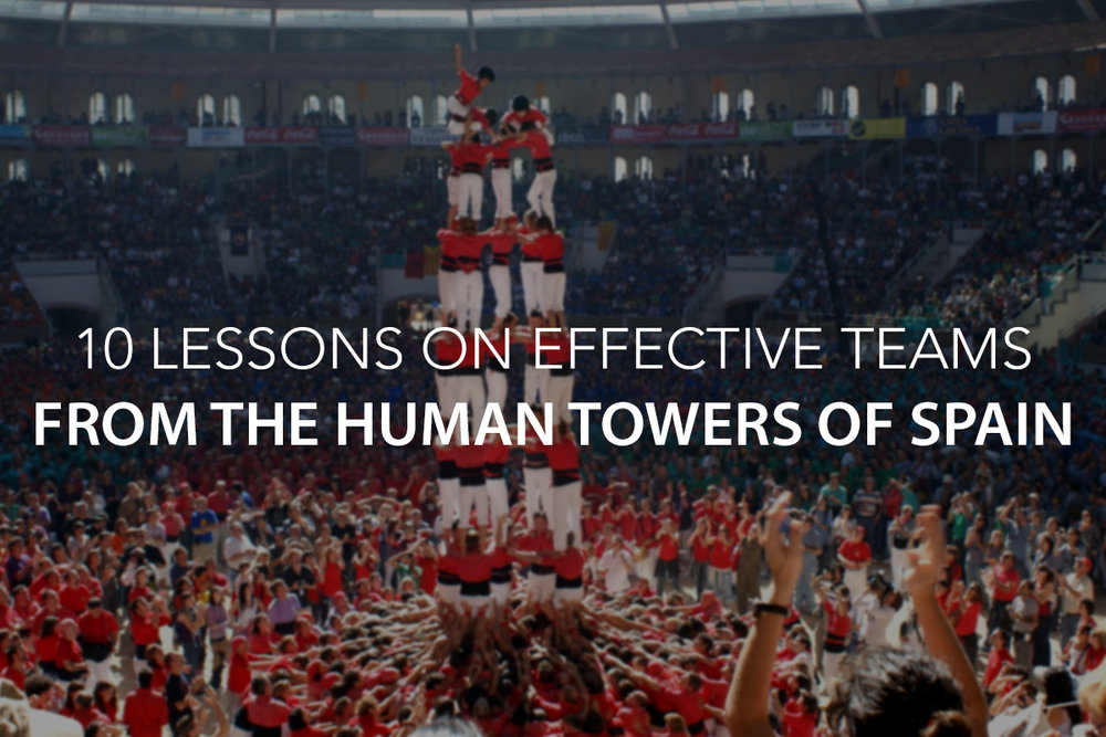 10 Lessons on Effective Teams from the Human Towers of Spain   - The Center Consulting Group - Leadership Coaching and Consulting for Businesses, Churches, and Nonprofits