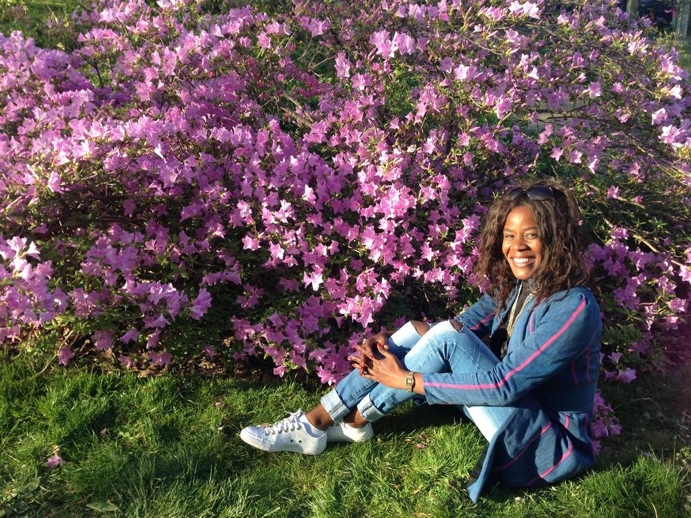 Halte au Botanic Garden