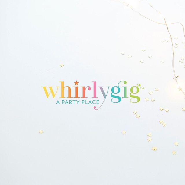 We just love the colors used in this logo for @whirlygigparties! ⭐️ Although Whirlygig is a place for children's parties, we chose to steer clear of traditional primary colors in favor of a palette that is cheerful but a little more sophisticated to also appeal to adults. ⭐️ Congratulations on your grand opening, @whirlygigparties! 🎉 #designedbycuriousandco #logodesigner #graphicdesigner #brandidentity #brandingdesign #smallbusiness #logomarks #branding #creativebusiness #creativebiz #womenowned #womenbusinessowner #kidsbirthdays #designforkids #eventspace #sanjosebusiness #colorful 📷:Joanna Kosinska via @unsplash