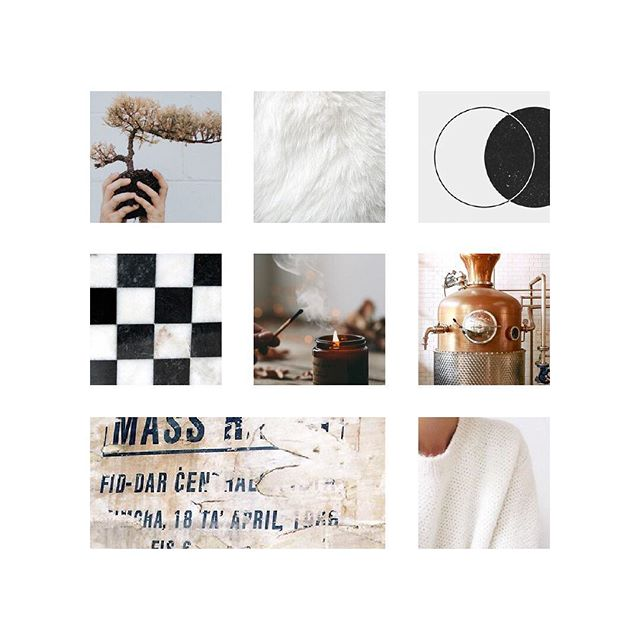 "Sharing a mood board we recently created for a family-owned business focused on promoting positive life balance through candles and other scented home products. ⚪️⚫️ This visual inspiration aims to capture the company's classic style and goal of creating products that are a ""daily luxury."" ⚫️⚪️ #moodboardmonday #creativeinspiration #moodboard #branding #graphicdesign #smallbusiness #designedbycuriousandco #designprocess #brandingdesign #logodesigners #creativebiz #blackandwhite #balance"