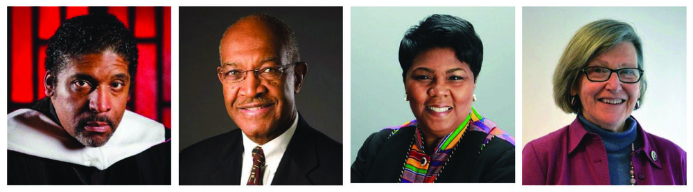 Join the Rev. Dr. William J. Barber II, the Rev. Dr. James A. Forbes, the Rev. Dr. Traci Blackmon, and Sister Simone Campbell in the movement to advance a moral agenda!
