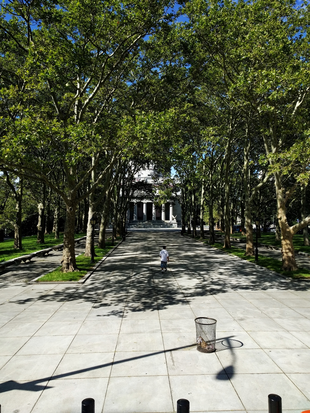 General Grant's tomb/memorial