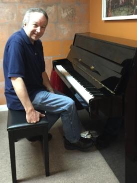 Gary Gillispie  PIANO