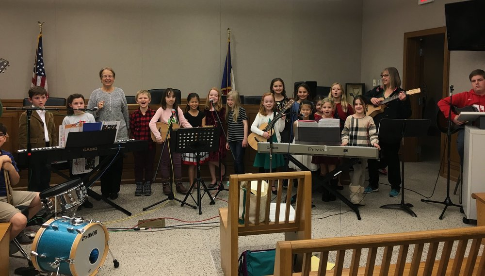 WITR Student Winter Concert at Southside City Hall, December 2018