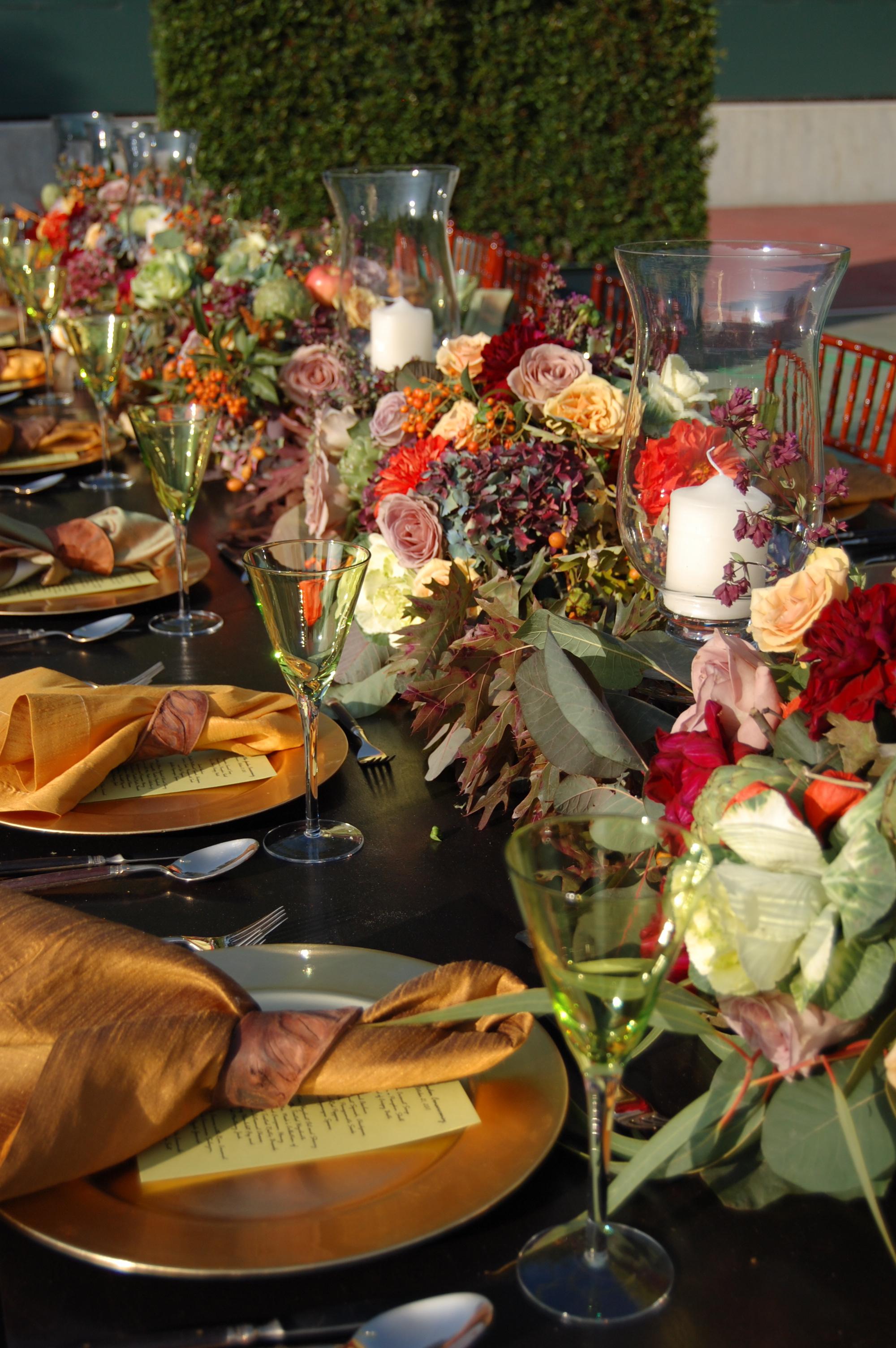 Garden Conservancy of America Dinner — Stephanie Grace Designs