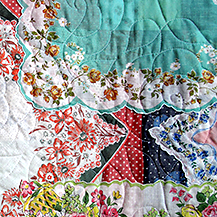 Fifty Floral Hankies