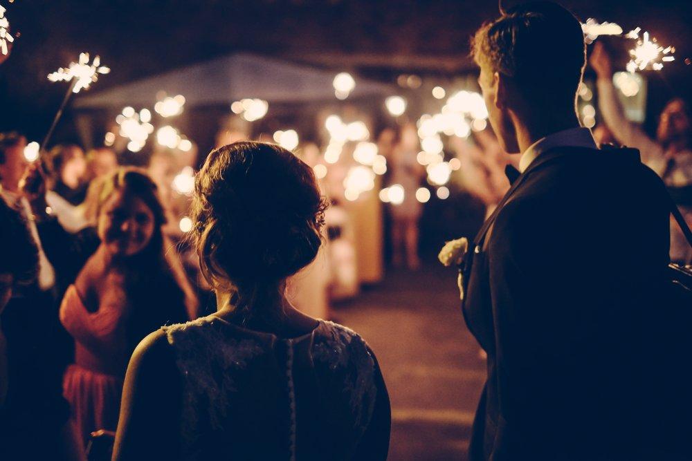Wedding Day Management -
