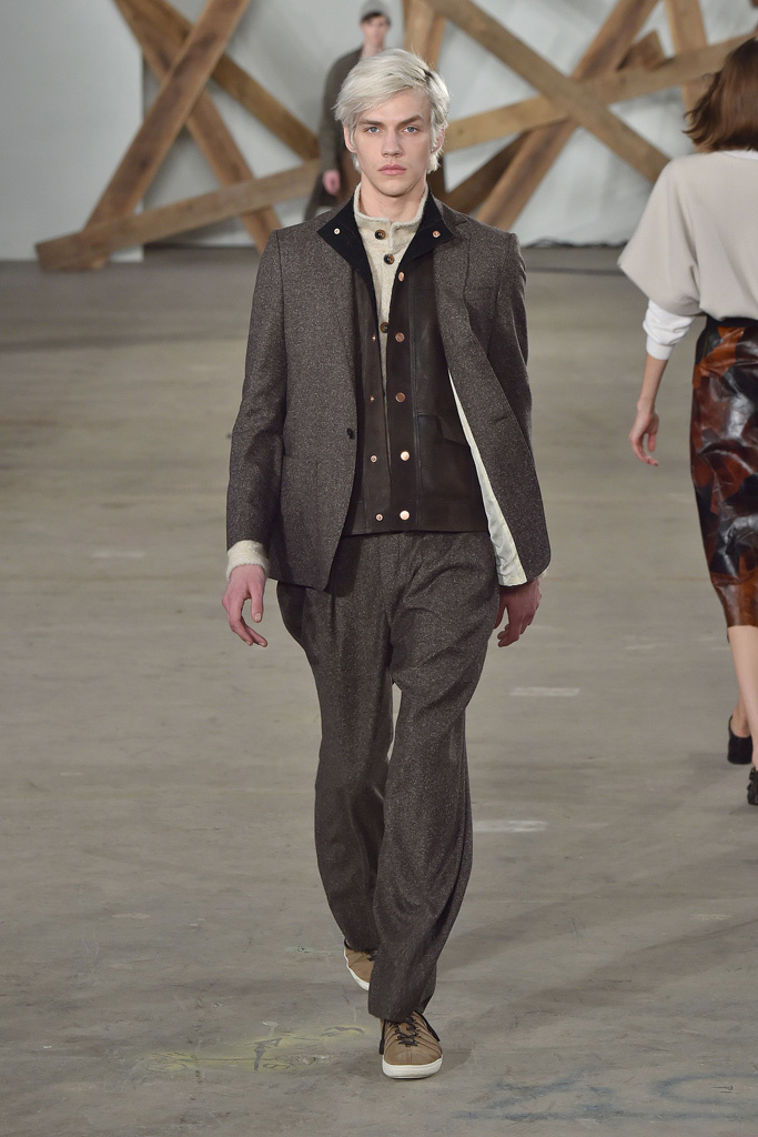 Billy Reid - Fall 2016 New York Fashion Week