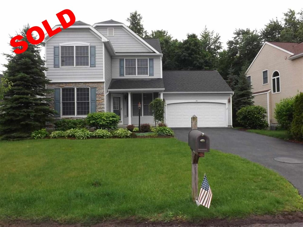 SOLD 9/28/17               Sold for $320,000 Buyer Representation  25 THISTLE DR MALTA, NY 12020  3 bedrooms | 2.5 Baths | 1823 sq ft