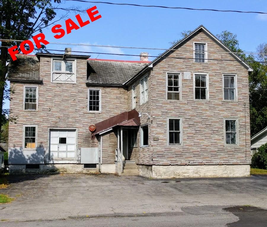 9/13/17               Listed for $54,900 Seller Representation  203 Jansen Av, Johnstown, NY 12095