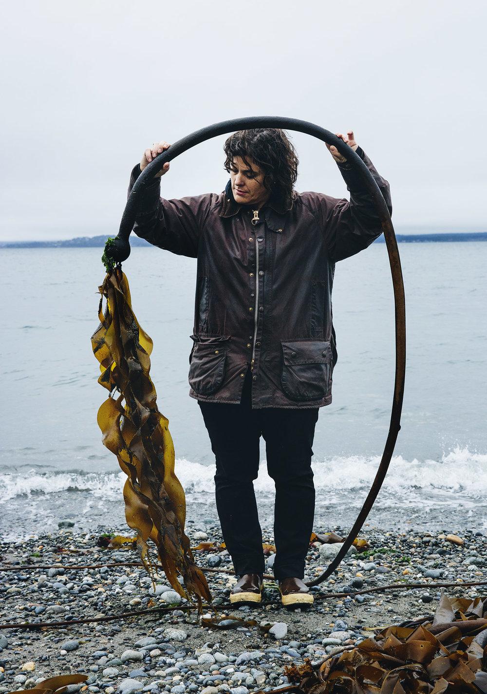 Renee Erickson // Sea Creatures