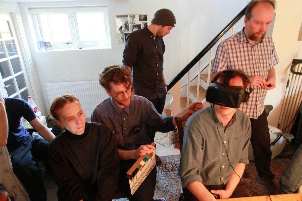 Shooting VR