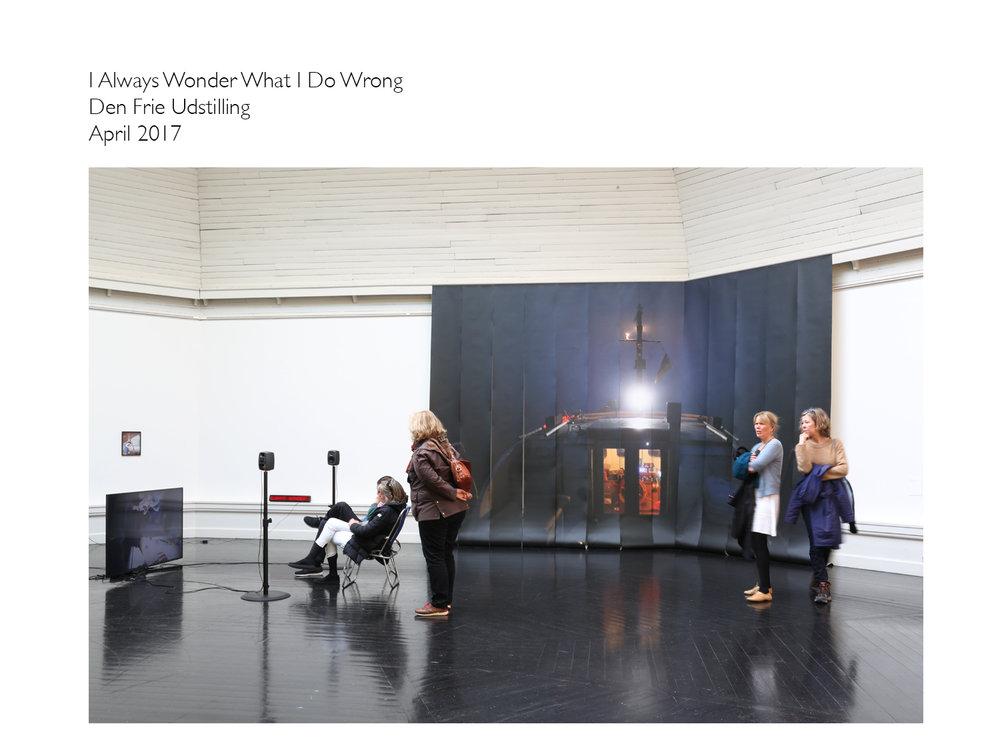 Exhibition in Denmark