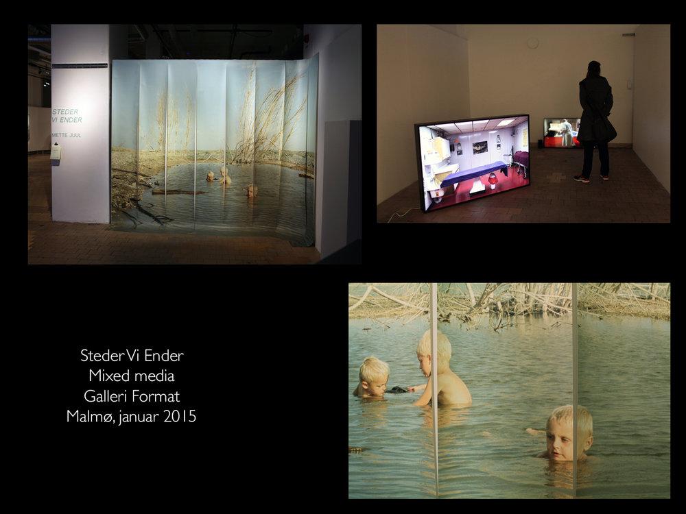 Exhibition in Malmö