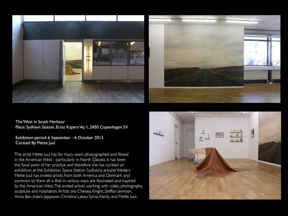 Show I curated