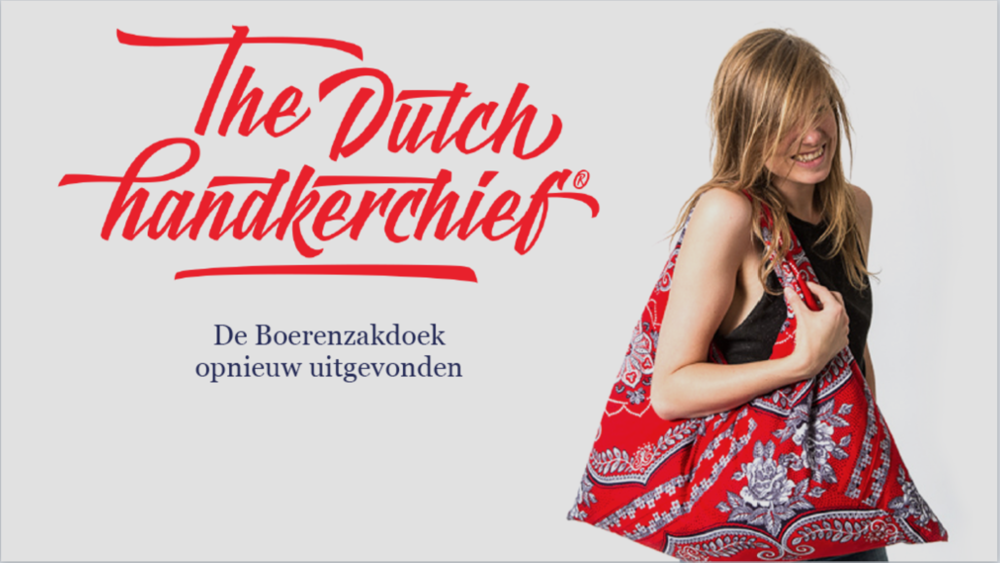Dutch Handkerchief wearables project
