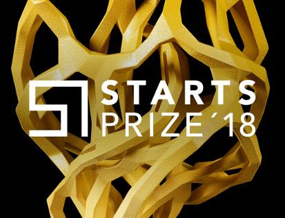 STARTS PRIZE 2018 Open Call  by Ars Electronica    View Open Call