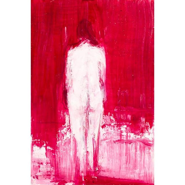 Woman 2017, beautiful painting series of Human Hotel member @salvatore__difranco  #woman #painting #workinprogress #art #artist #visuals #contemporaryart #community #humanhotel #humansnothotels