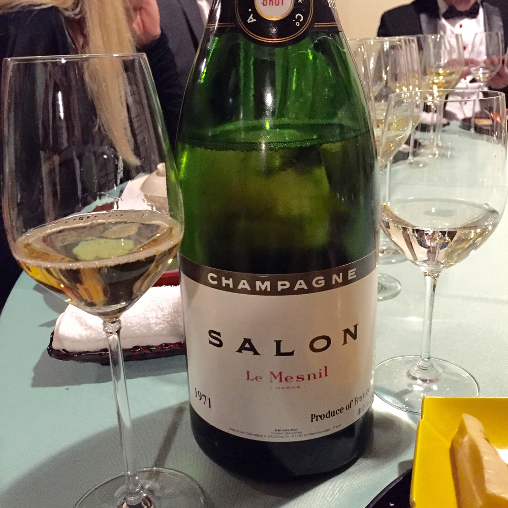 Champagne Salon 1971
