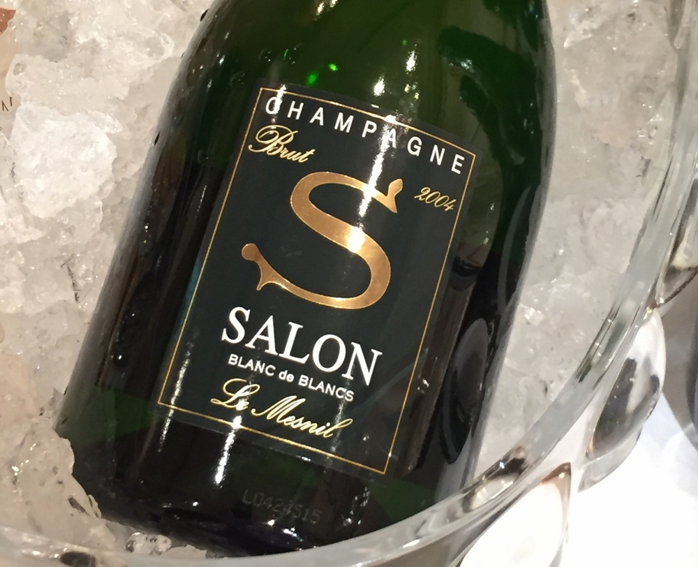 2004 Salon Blanc de Blancs Release — Vineyard Brands