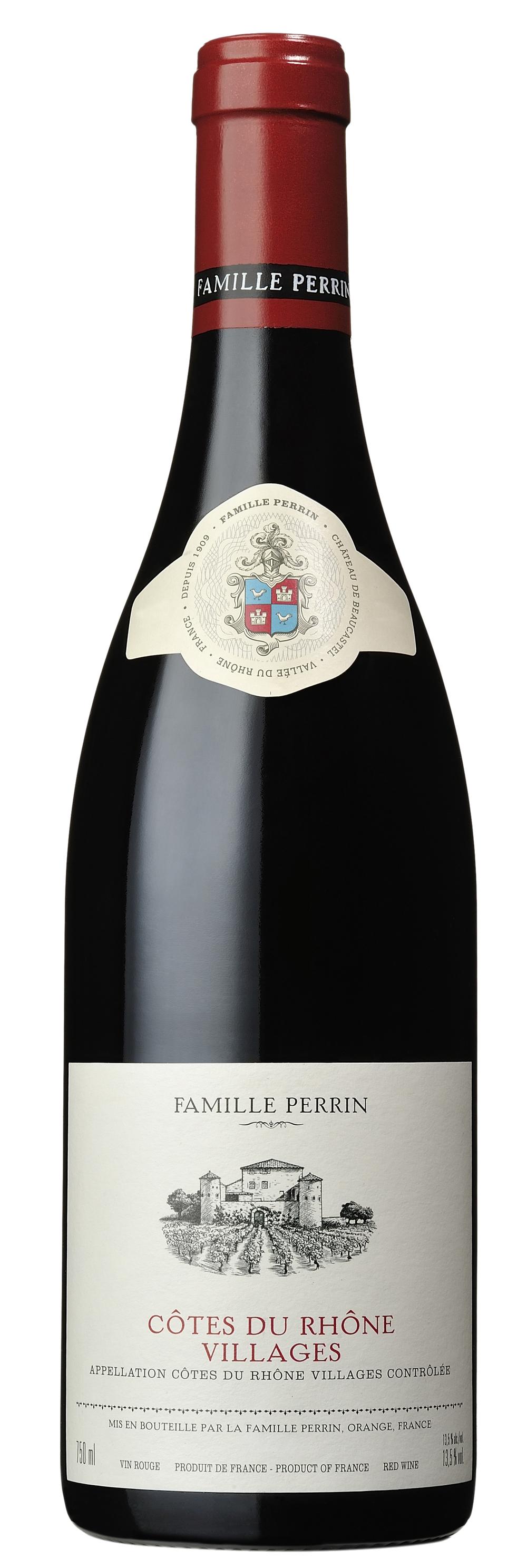 Famille_Perrin Crus Côtes du Rhône Villages Bottle.jpg