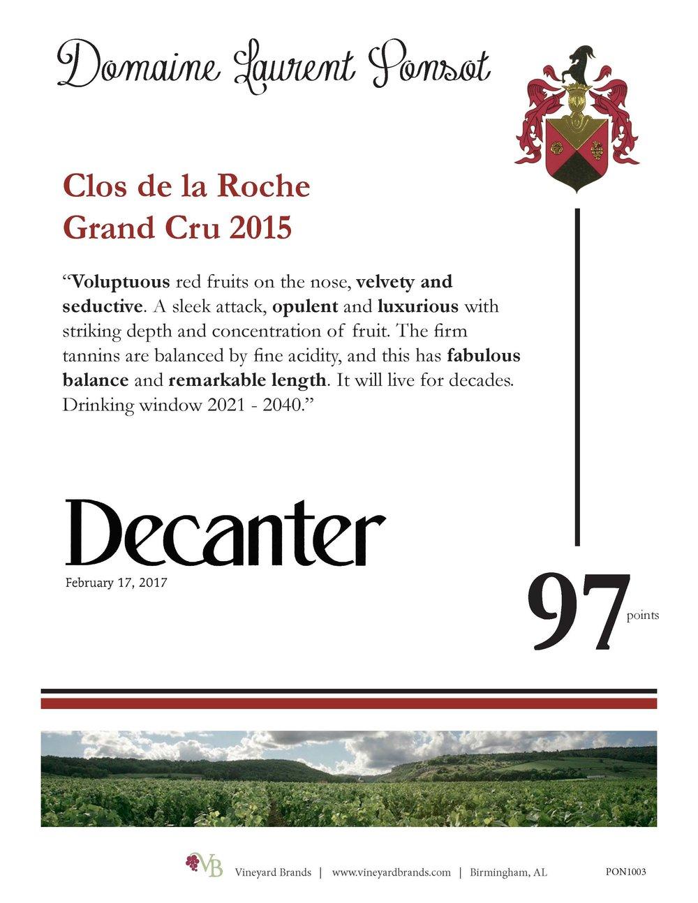 Ponsot Clos de la Roche Grand Cru 2015.jpg